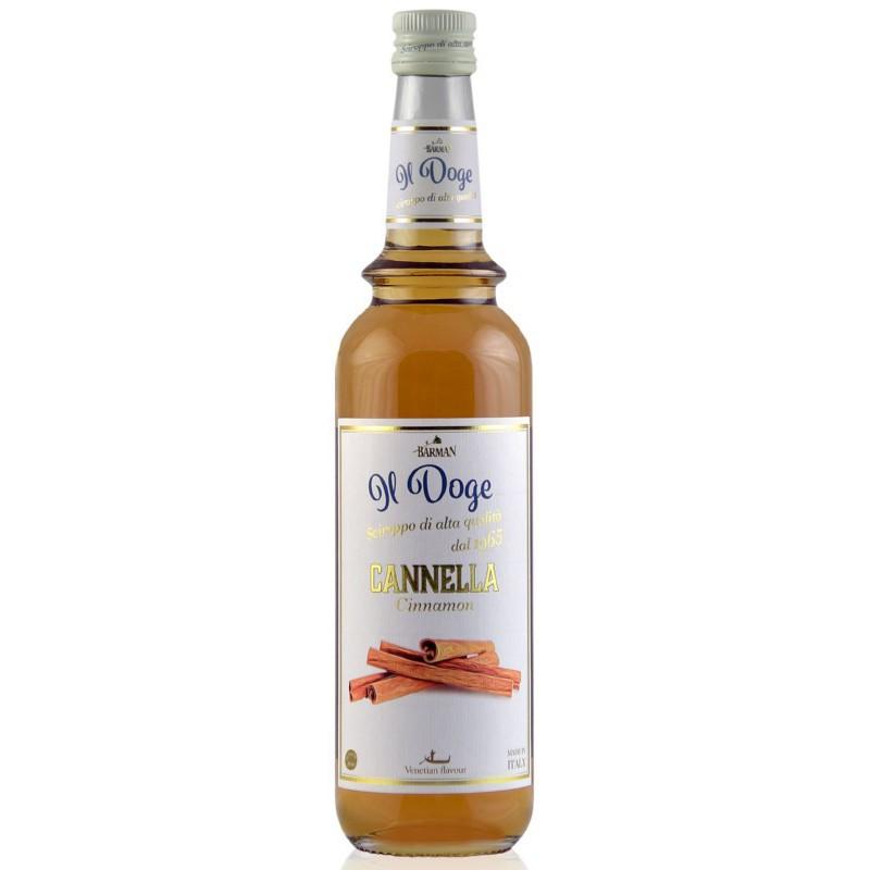 Sirupas IL DOGE Cinnamon Syrup, 700 ml., DG973EST, cinamono skonio