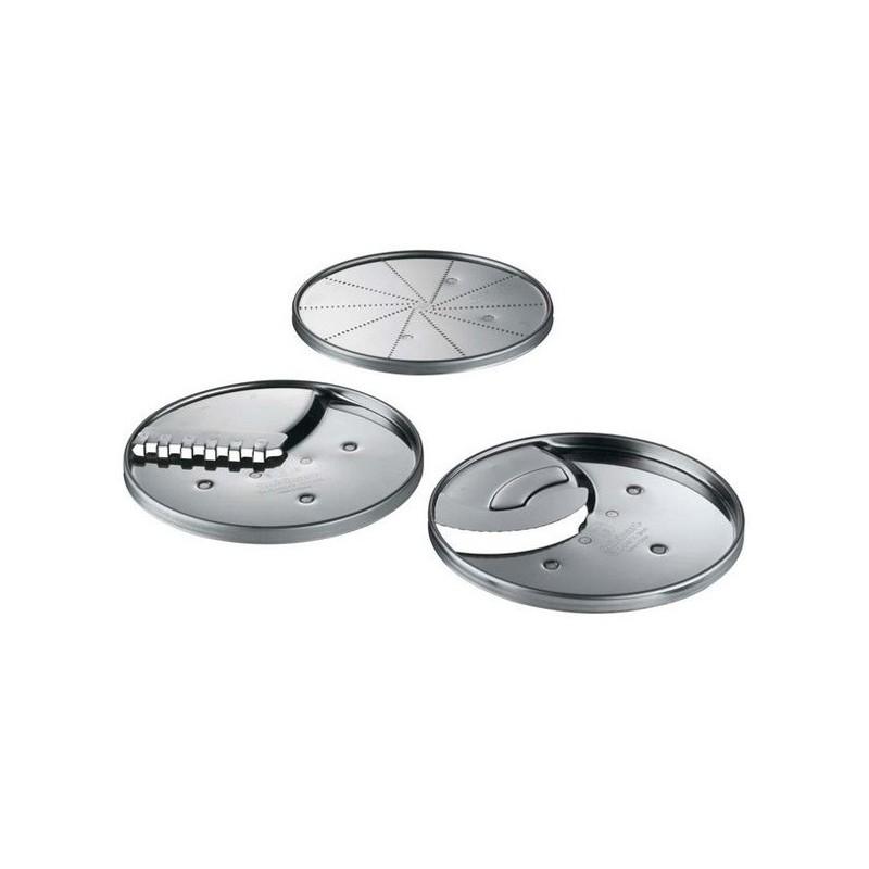 Pjaustymo diskai Cuisinart CUIR01/Disc14E maisto  kombainui CUIFP14DCE 3 vnt.