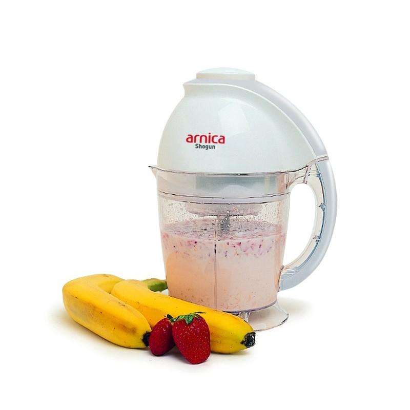Maisto kombainas-smulkintuvas Arnica Shogun Mini, 1,2 litro, 500 W
