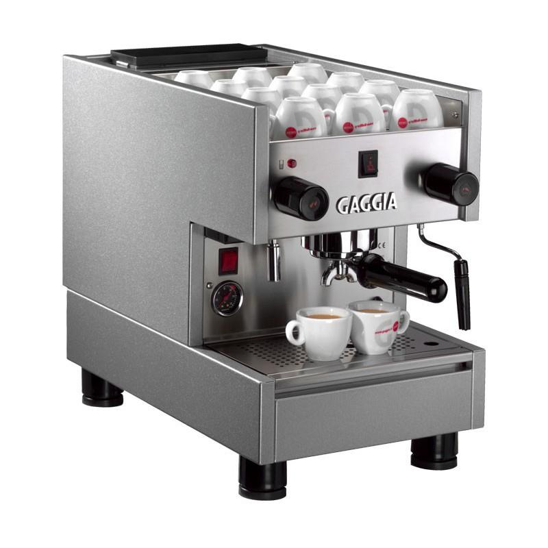 Profesionalus kavos aparatas Gaggia TS1GR silver
