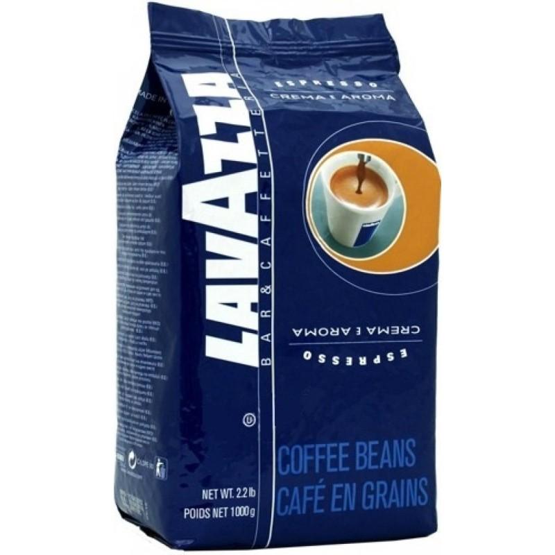 Kavos pupelės Lavazza Crema Aroma Espresso, 1 kg