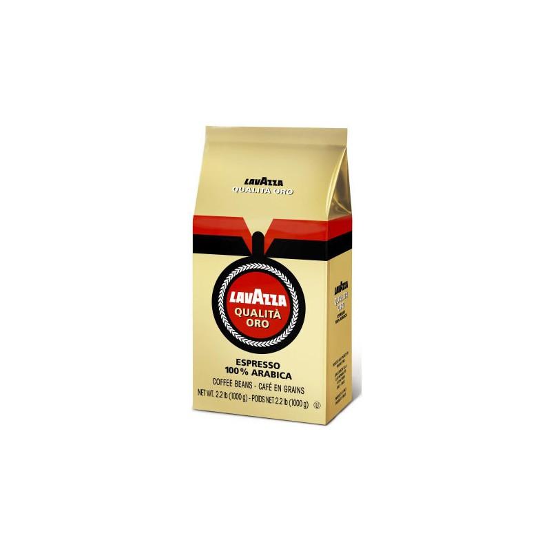Kavos pupelės, 1 kg. Lavazza Oro