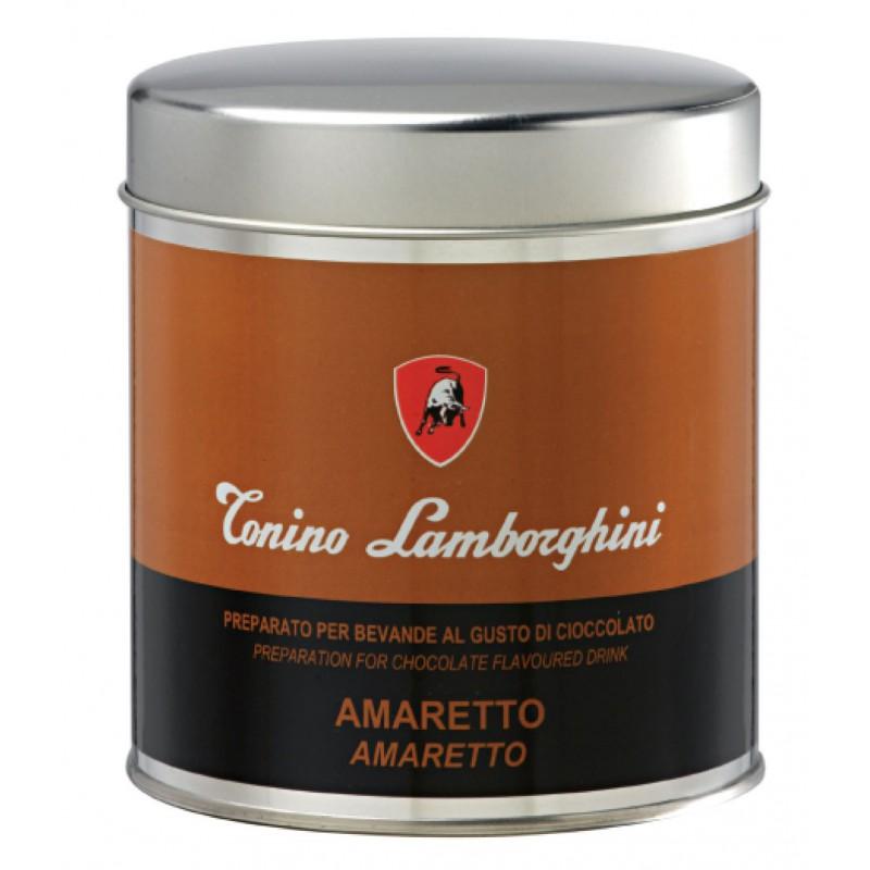 Karštas šokoladas Lamborghini LAM855, 500 g, su amaretu