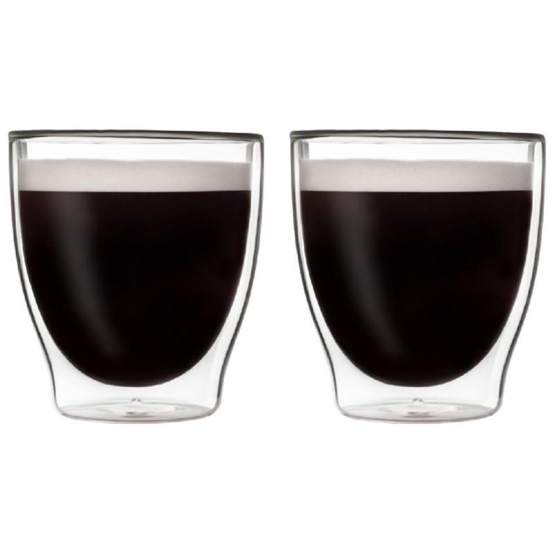 Termo stiklinės BEDIDA BDSAY2200T 200 ml, 2 vnt.