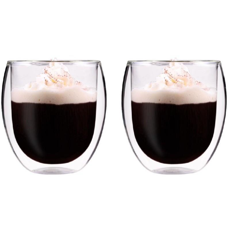 Termo stiklinės BEDIDA BDSAY2310T 310 ml, 2 vnt.