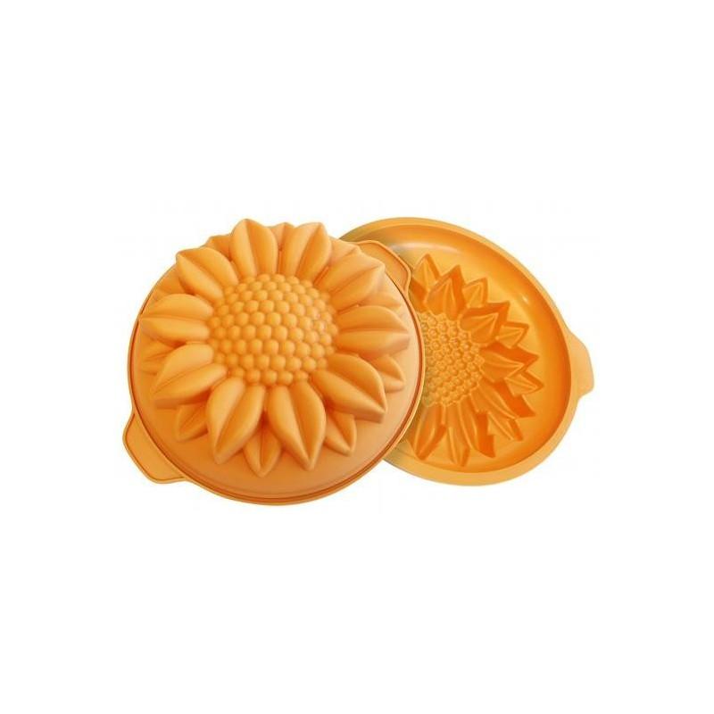 Silikoninė kepimo forma Silikomart Sunflower SIL-SFT252, 2,25 l